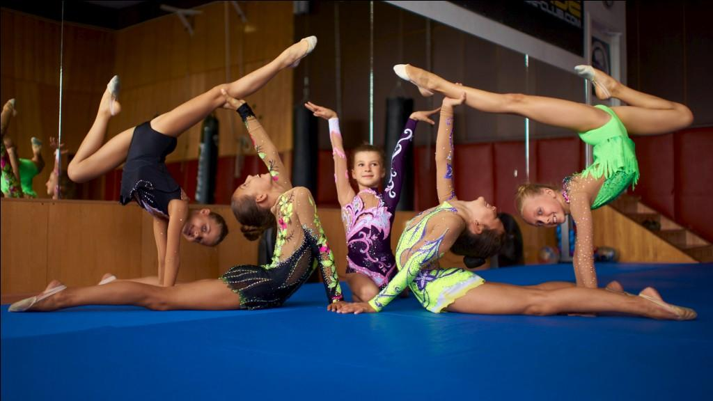 Rhythmic Gymnastics For Children